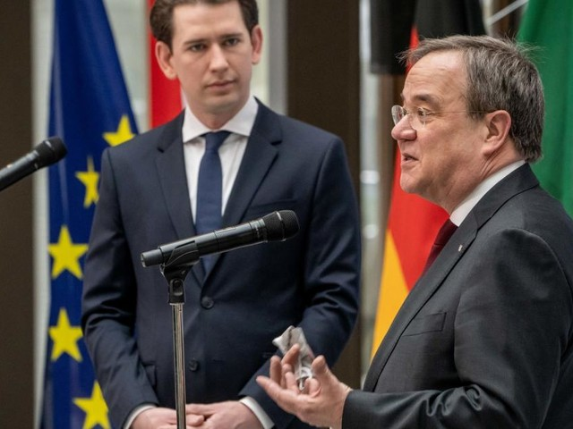 Europa: Kurz erregt öfter Ärger, aber isoliert ist er nicht