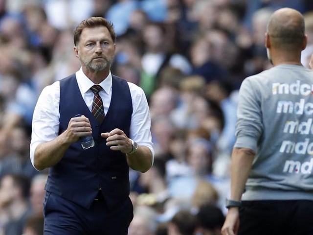 Premier League: Hasenhüttl jubelt über Punktgewinn gegen ManCity
