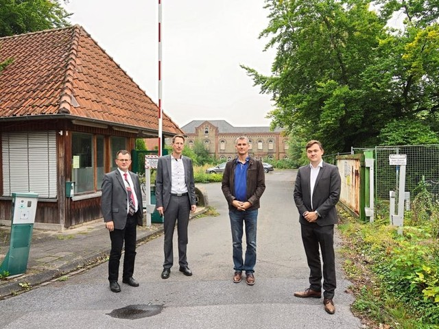 Stadt Warendorf hat Brinkhaus-Brache gekauft