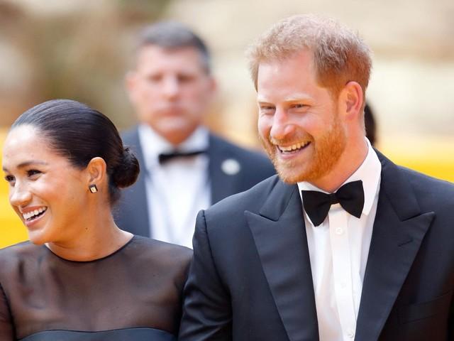 Herzogin Meghan + Prinz Harry : Die bedeutsamen Details ihres ersten gemeinsamen Cover-Shootings