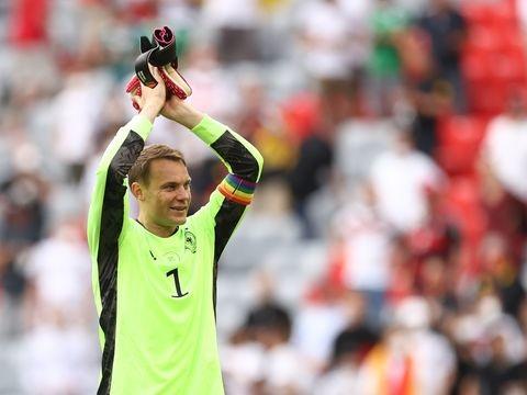 Nationalmannschaft: Regenbogen fordert UEFA heraus - EM-Stadion wird nicht bunt