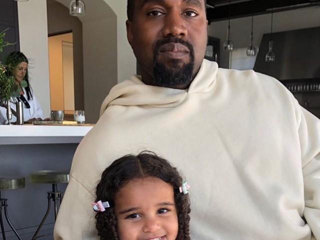 Mit Onkel Kanye: Rob Kardashian zeigt neues Foto von Dream