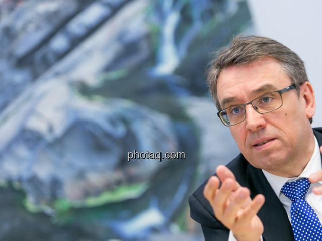 Audio: Harald Hagenauer von der Österreichischen Post über den DHL-Paket-Deal, Zahlen, Dividende, etc