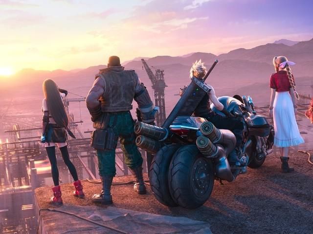 Final Fantasy 7 Remake Intergrade ist für PlayStation 5 veröffentlicht worden