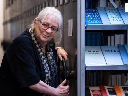 Lyrik-Kabinett-Gründerin Ursula Haeusgen gestorben