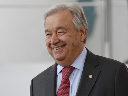 75 Jahre UNO - Generalsekretär Guterres beschwört internationale Zusammenarbeit