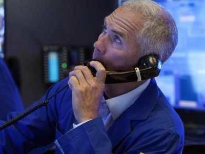 Mit 35.150 Punkten erklimmt der Dow Jones Industrial eine weitere Höchstmarke.