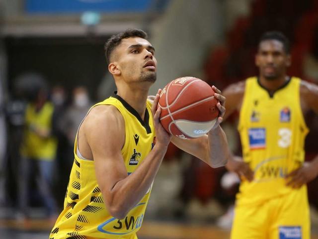 Basketball-Bundesliga: Vertragsbruch? Oscar da Silva von den MHP Riesen Ludwigsburg macht sich aus dem Staub zu Alba Berlin