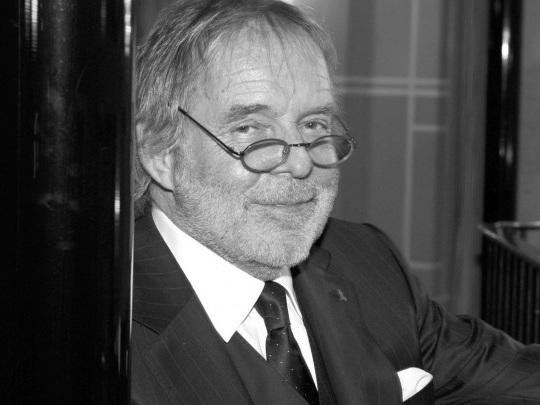 Nachruf - Schauspieler Thomas Fritsch gestorben