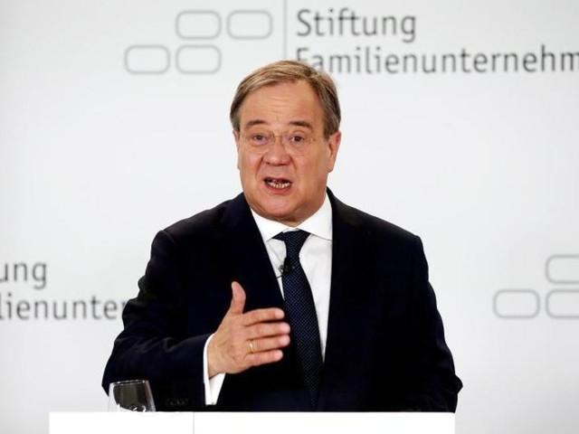 Laschet und Söder versprechen Wirtschaft Steuersenkungen