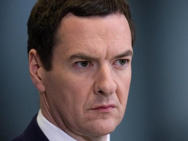 """Folgen des Brexits: Britischer Ex-Schatzkanzler Osborne: """"Wir werden damit noch viele, viele Jahre zu kämpfen haben"""""""