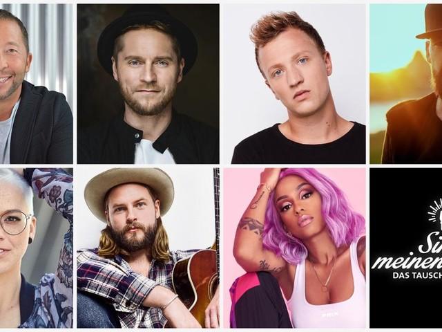 """""""Sing meinen Song"""": Teilnehmer 2021 - alle Kandidaten auf einen Blick"""