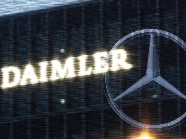 Deutsche Verbraucherschützer verklagen Daimler im Dieselskandal