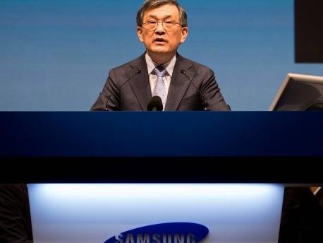 Samsung mit Rekordgewinn in die Zukunftskrise