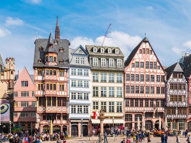 Das Flair deutscher Städte: von Fachwerk bis Graffiti