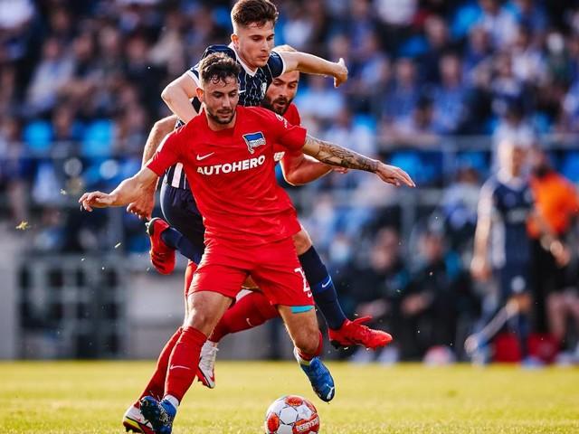 Bundesliga: Hertha BSC vs. Greuther Fürth: Bundesliga heute im Liveticker