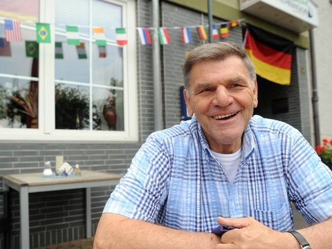 Vize-Weltmeister von 1966 - Wembley-Tor und Wadenbeinbruch: Wolfgang Weber wird 75