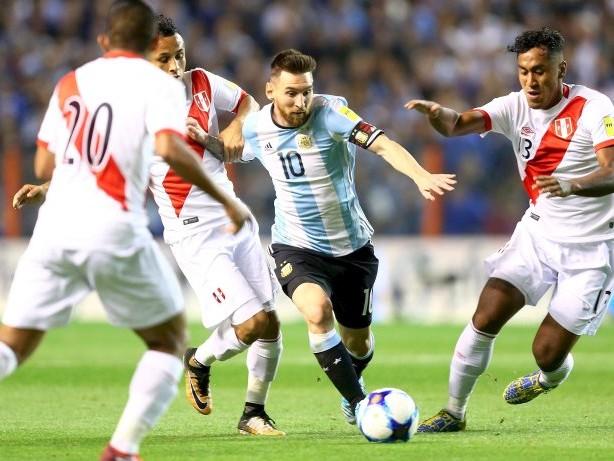 WM-Qualifikation: Messi und Ronaldo – Weltfußballer in Not
