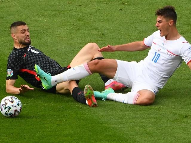 Nur 1:1 gegen Tschechien: Kroatien droht ein frühes EM-Aus