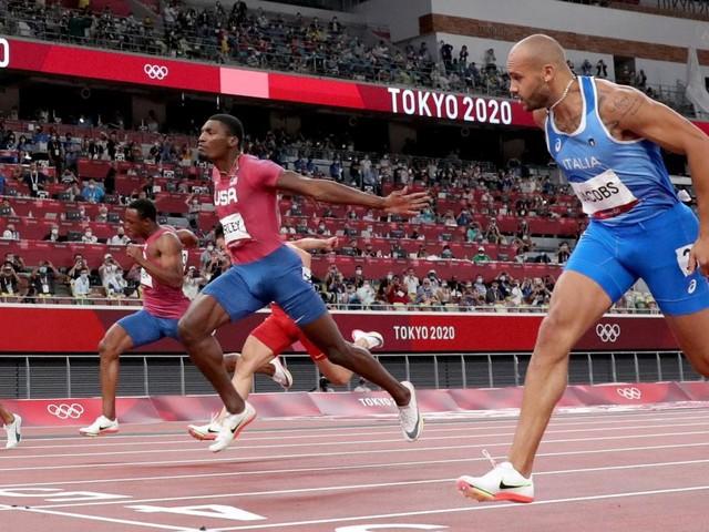 Sensation in Tokio - Ein Italiener ist schnellster Mann der Welt