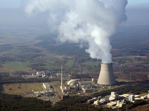 Atomkraftgegner protestieren Brennelementefabrik Lingen