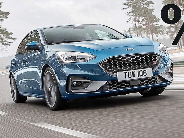 Ford Focus ST (2021): Rabatt, Leistung, PS, Preis Den Kompakt-Sportler Ford Focus ST mit bis zu 6403 Euro Rabatt kaufen