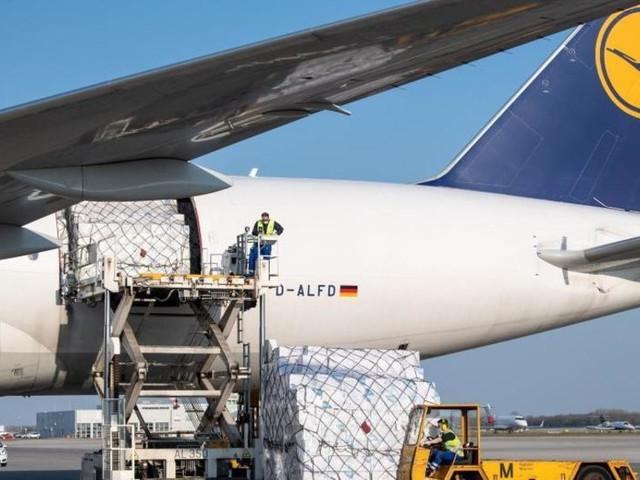 Lufthansa Cargo erwartet weiterhin hohe Luftfracht-Nachfrage