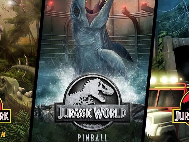 Test: Jurassic World Pinball