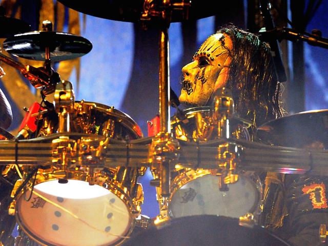 Slipknot: Ex-Drummer Joey Jordison mit 46 Jahren gestorben