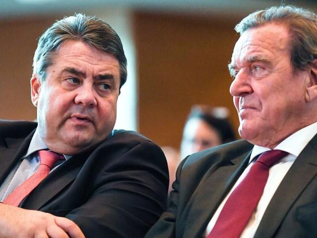 """Schröder wirft Nahles """"Amateuerfehler"""" vor - Kommt Gabriel zurück?"""
