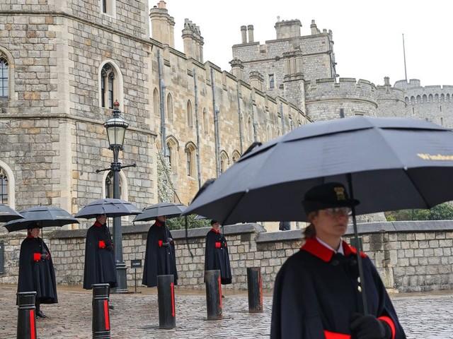 So läuft die Beerdigung von Prinz Philip ab