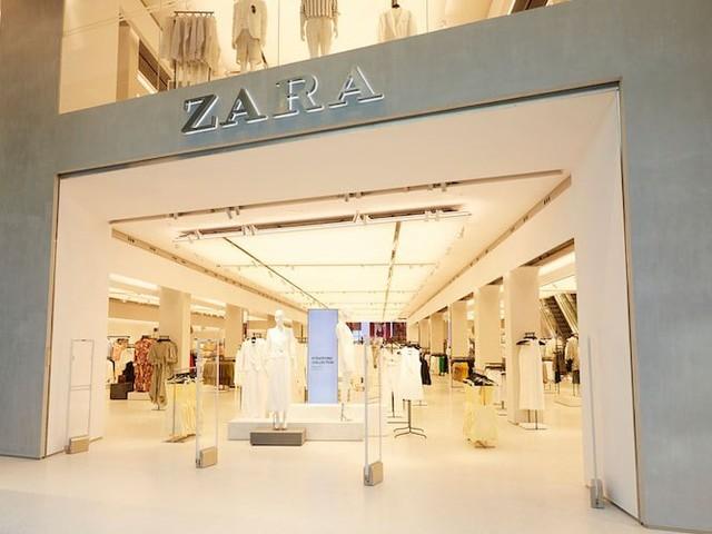 Roboter und virtuelle Realität: Zara eröffnet futuristischen Flagshipstore in London