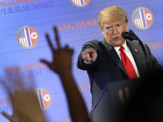 Trump droht China mit Zöllen auf Warenvolumen von 505 Milliarden Dollar