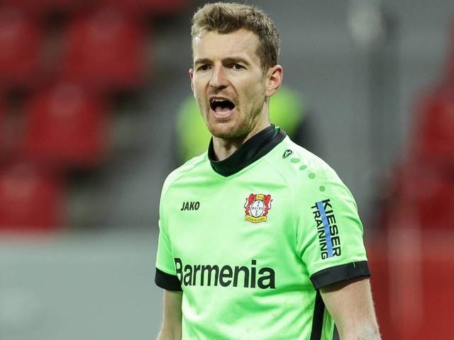 """Lukas Hradecky lobt Bayer-Coach: """"Gerardo Seoanes Autorität wird uns guttun"""""""