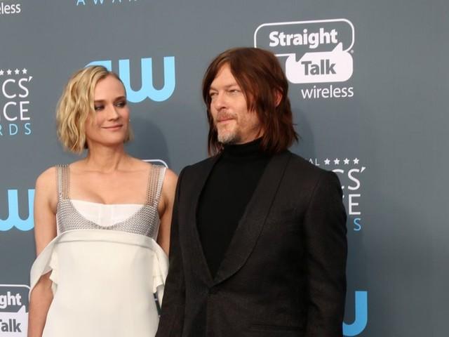 Diane Kruger: Hat sie sich mit Norman Reedus verlobt?