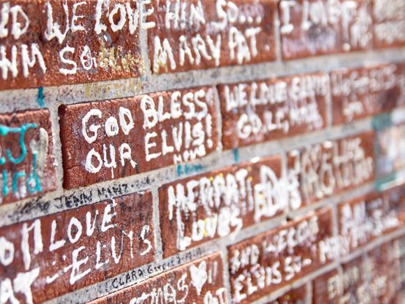 Ein Roadtrip durch das Leben von Elvis Presley in Tennessee