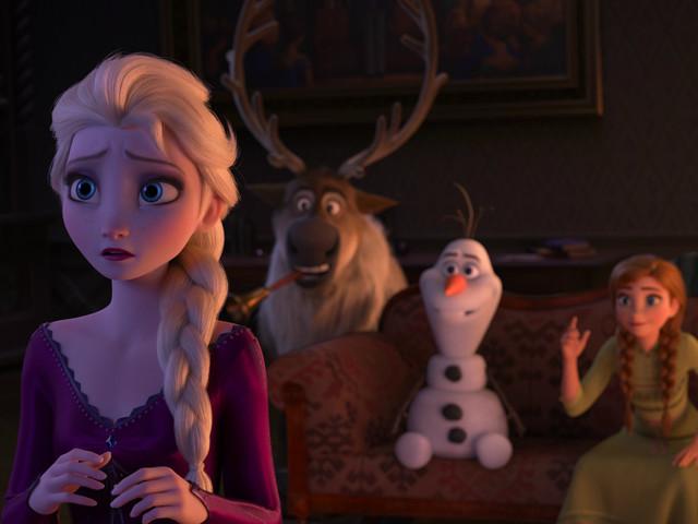 Die Eiskönigin 2 Trailer #4