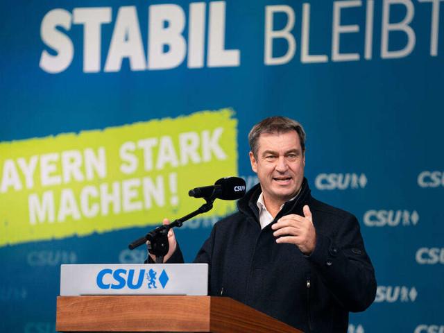 """""""Suchen Sie am Wahltag ..."""": Söder-Spruch geht nach hinten los - Anzeigen wegen Wählertäuschung"""