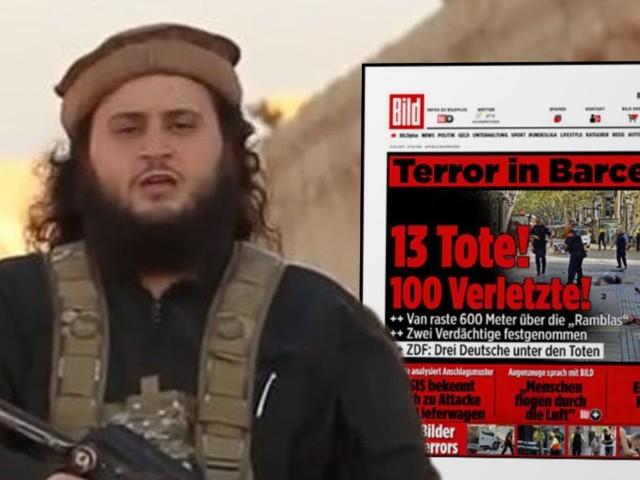 IS bedankt sich bei Medien für Hilfe bei Verbreitung von Angst und Schrecken