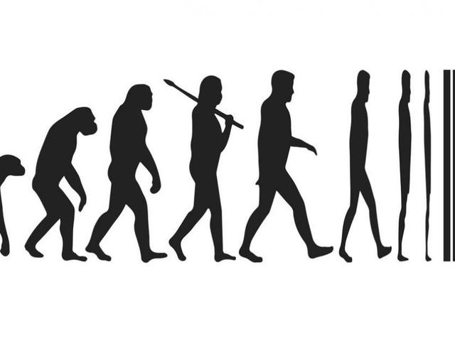Als der Mensch zum Menschen wurde