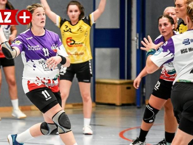 Frauenhandball: Wieder drei Oberliga-Niederlagen – VfL siegt in Verbandsliga