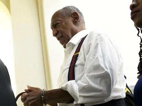 Anwälte planen Berufung: Bill Cosby zu drei Jahren Haft verurteilt