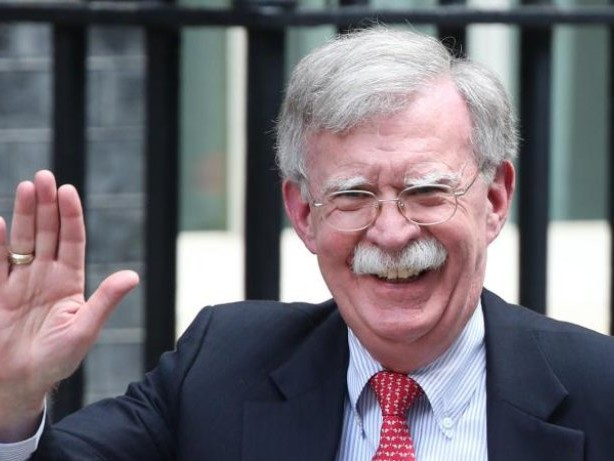 Enthüllungsbuch: US-Justizministerium stellt Verfahren wegen Bolton-Buchs ein