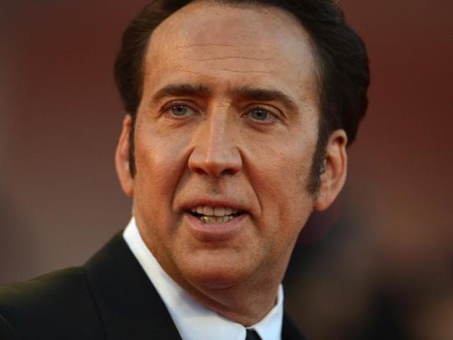 Nicolas Cage trauert um Mutter Joy Vogelsang
