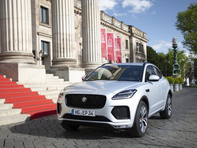 Jaguar E-Pace: Frisch gemacht