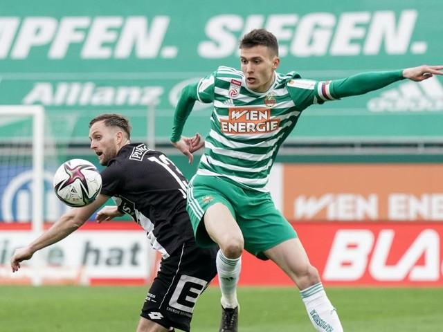Live: Sturm gegen Rapid, LASK gegen Salzburg, WSG Tirol gegen WAC