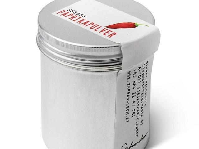 Süßes Paprikpulver von Pinterits