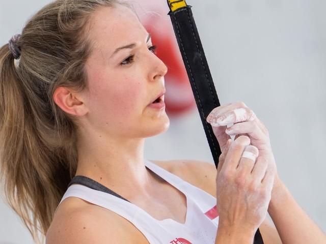 Kletter-Ass Jessica Pilz gewinnt WM-Gold in der Kombination