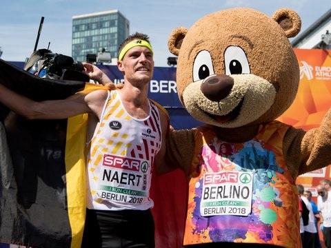 Leichtathletik: Belgier Koen Naert Marathon-Europameister