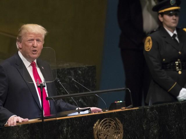 UN-Rede: Einer gegen alle